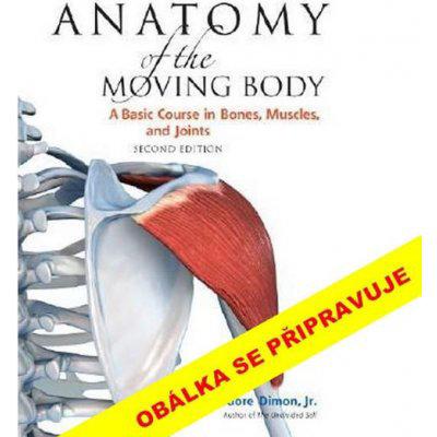 Anatomie těla v pohybu - Základní kurz anatomie kostí, svalů a kloubů