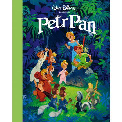 Walt Disney Classics - Petr Pan - kolektiv, Vázaná