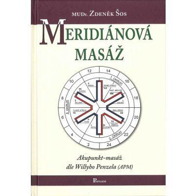 Meridiánová masáž. Akupunkt-masáž dle Willyho Penzela - Zdeněk Šos - Poznání
