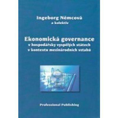 Governance v kontextu globalizované ekonomiky... - Eva Cihelková a kol.