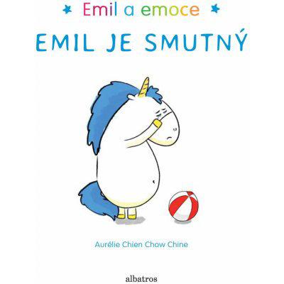 Emil je smutný - Aurélie Chien Chow Chine