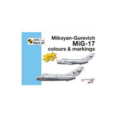 Mikoyan-Gurevich MiG-17 - Michal Ovčáčík