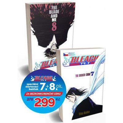Bleach 7+8 Zvýhodněný balíček 2 čísel
