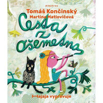 Cesta z Ošemetna - Tomáš Končinský
