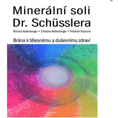 Minerální soli Dr. Shüsslera - Brána k tělesnému a duševnímu zdraví - Christine Kellenberger