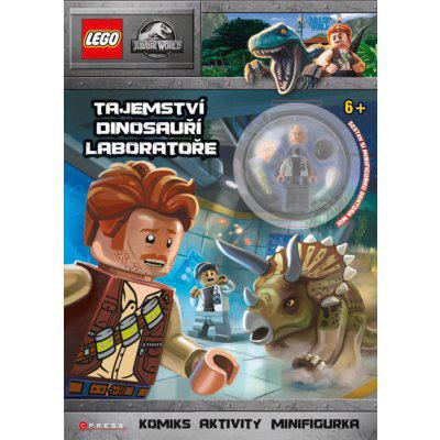 LEGO® Jurassic World™. Tajemství dinosauří laboratoře | kolektiv, Katarína Belejová H.