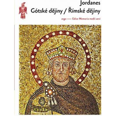 Gótské dějiny/Římské dějiny - Jordanes