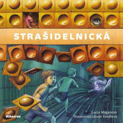 Strašidelnická - Lucia Magašvári
