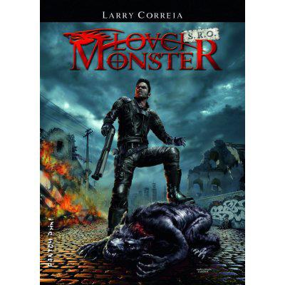 Lovci monster s.r.o. - Nové vydání