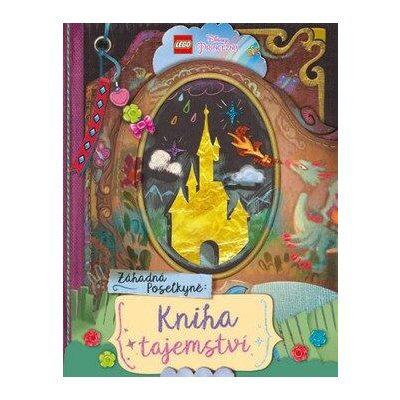 LEGO Disney Princezna Záhadná Poselkyně Kniha tajemství