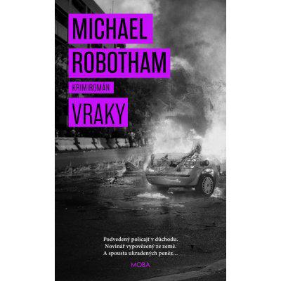 Vraky - Michael Robotham