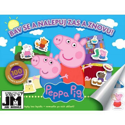 Peppe - Samolepkové album