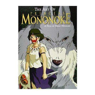 Princess Mononoke - The Art of