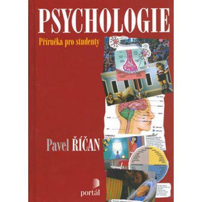 Psychologie - Pavel Říčan
