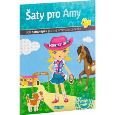 Šaty pro Amy - Julie Camel