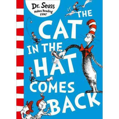 The Cat in the Hat Comes Back - Seuss, Dr.