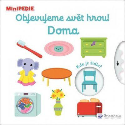 MiniPEDIE - Objevujeme svět hrou! Doma