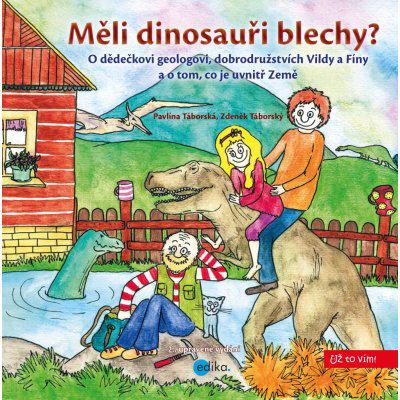 M ěli dinosauři blechy? - Táborská Pavlína a Zdeněk