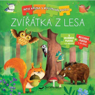 Zvířátka z lesa autorů