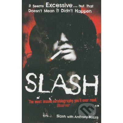 Slash With Anthony Bozza