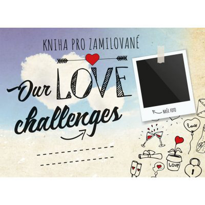 Our Love Challenges - Kniha pro zamilované
