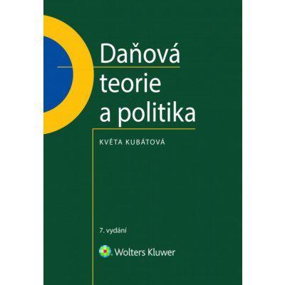 Daňová teorie a politika, 7. vydání