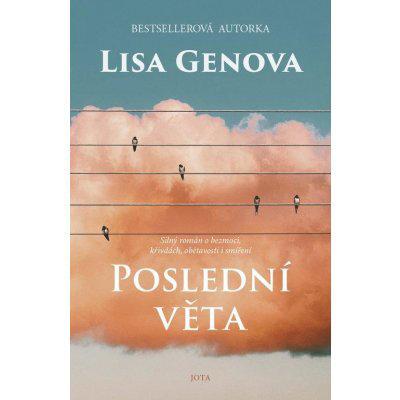Poslední věta - Lisa Genova