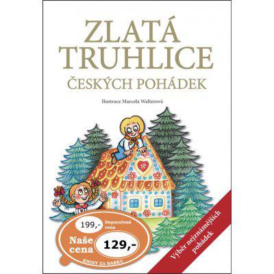 Zlatá truhlice českých pohádek