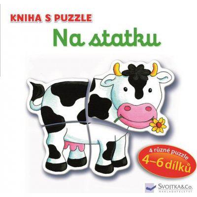 Na statku - Kniha s puzzle - Brüggermann Vera, Vázaná