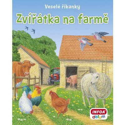 Veselé říkanky - Zvířátka na farmě – neuveden