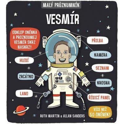 Malý průzkumník - Vesmír - Martin Ruth, Sanders Allan,