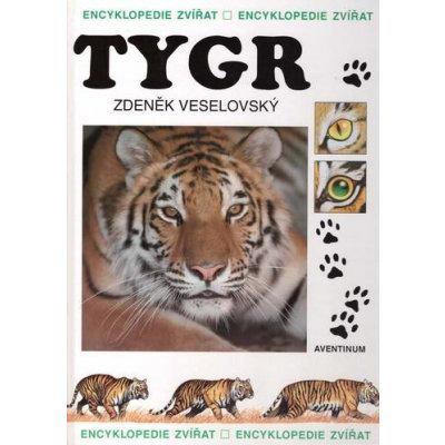 Veselovský Zdeněk - Tygr - encyklopedie zvířat