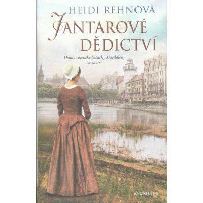Třicetiletá válka 3: Jantarové dědictví - Rehnová Heidi