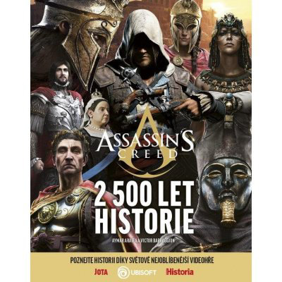 Assassin's Creed 2 500 let historie - Victor Battaggion