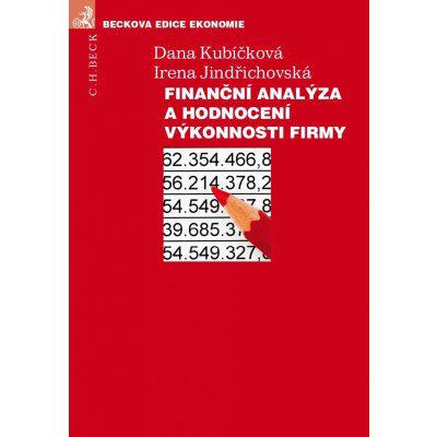 Finanční analýza a hodnocení výkonnosti firem - BEK63